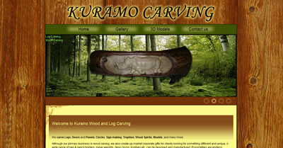 Kuramo Wood and Log Carving