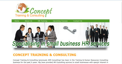 Concept Training & Consulting